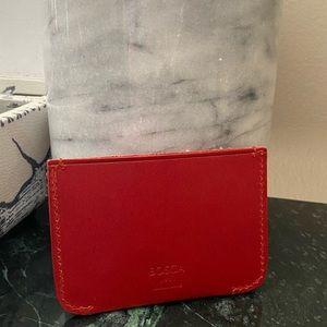 BOSCA card wallet